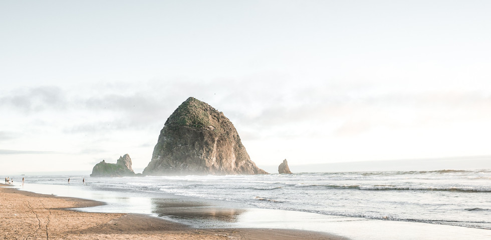 The Iconic Haystack Rock