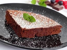 Gâteau chocolat courgette