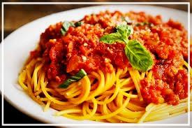 Spaghettis Bolognaise au Tofu