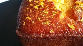 Gâteau à l'orange et au maïs