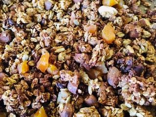 Granola Abricot