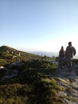 sommet du Mt Mézenc
