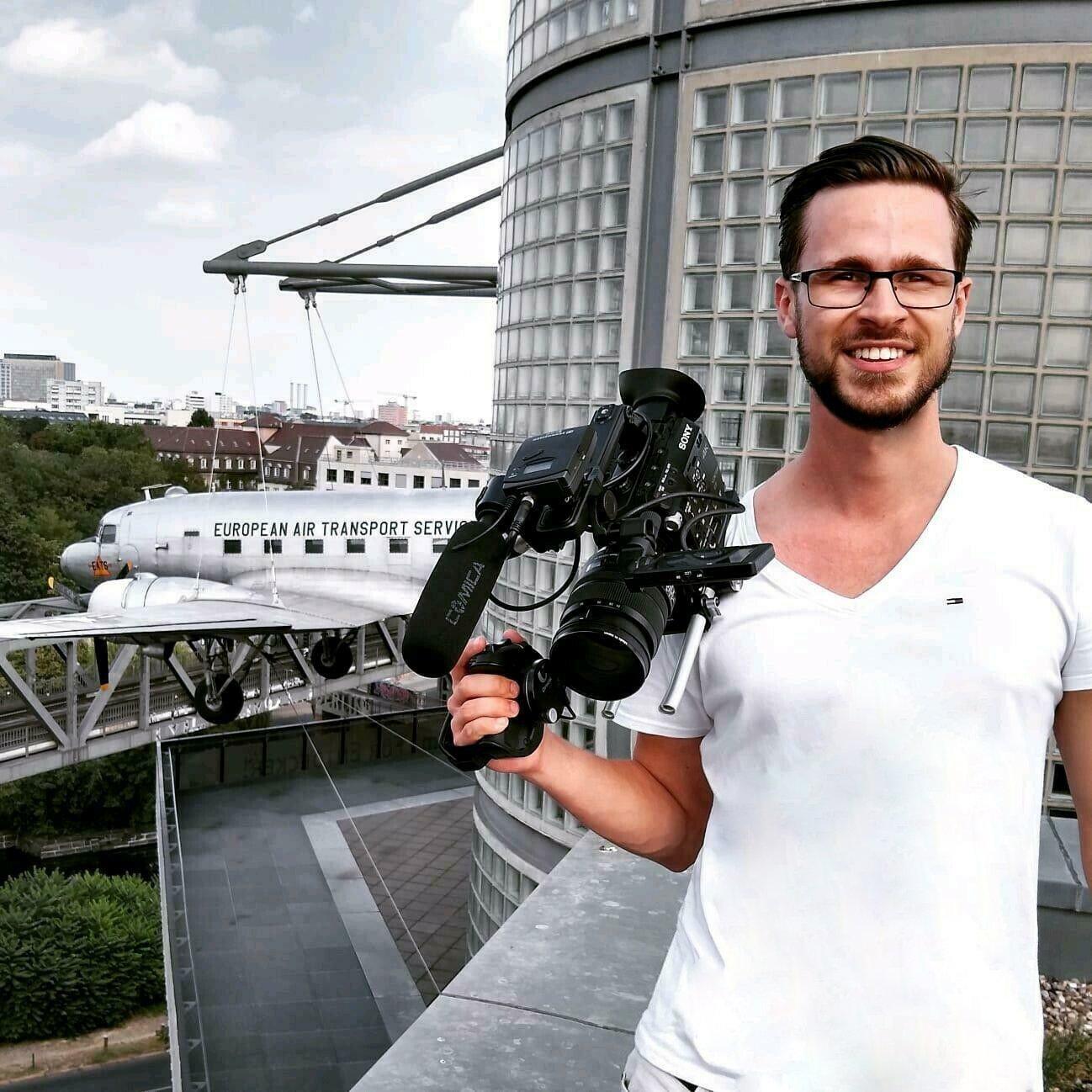 Videographer per day