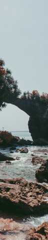 Natural Bridge Neil Island Andaman Islands India