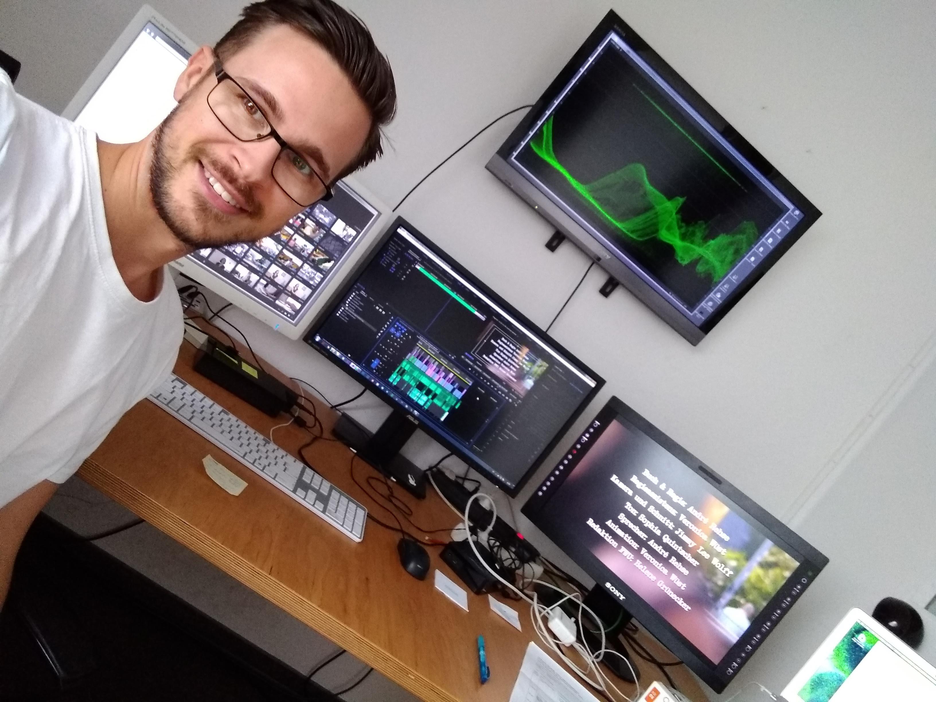 Video Editor per day