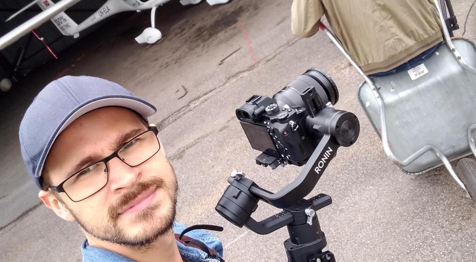cameraman avinor