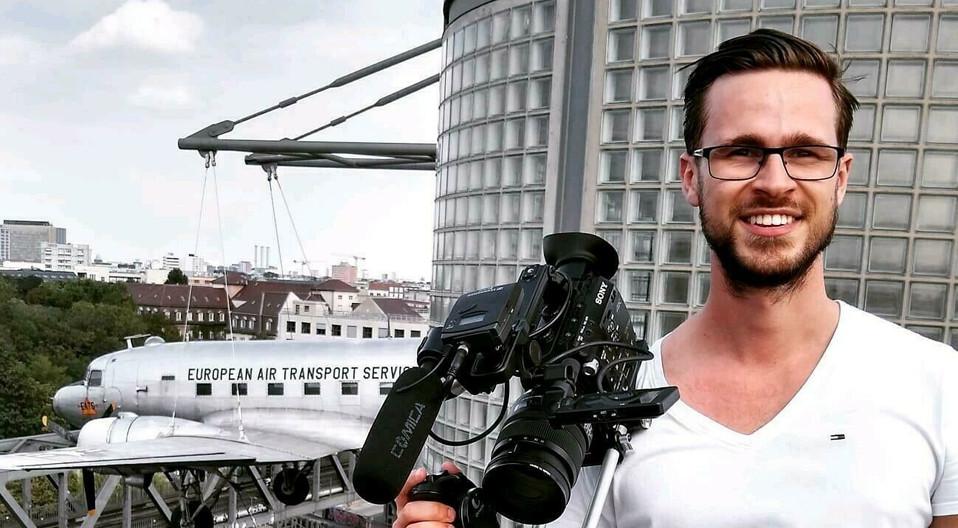 Cameraman fs7 berlin