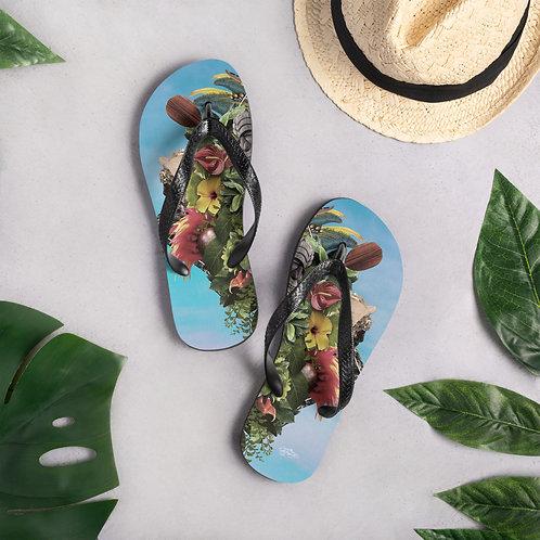 Hawai'i Flip-Flops Something Slow