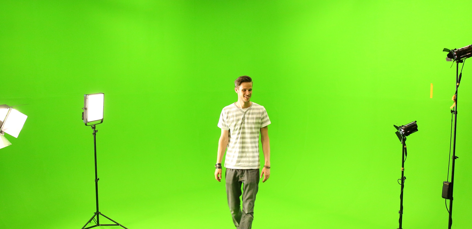 jimmy lee wolff greenscreenstudio uk cameraman
