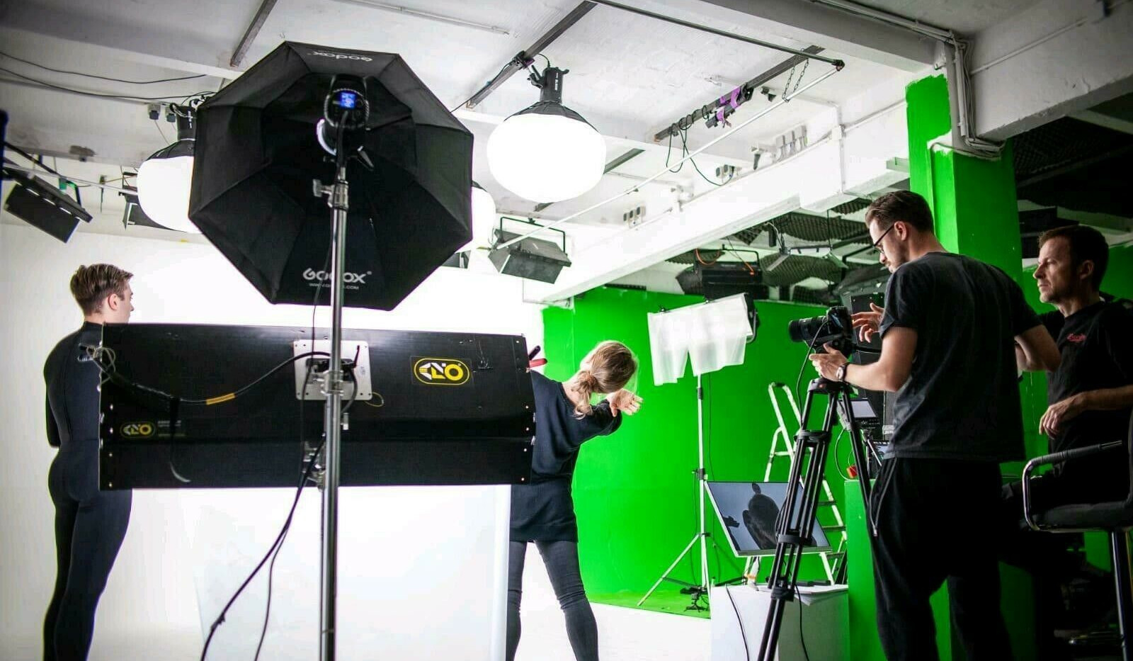 cameraman uk greenscreenstudio