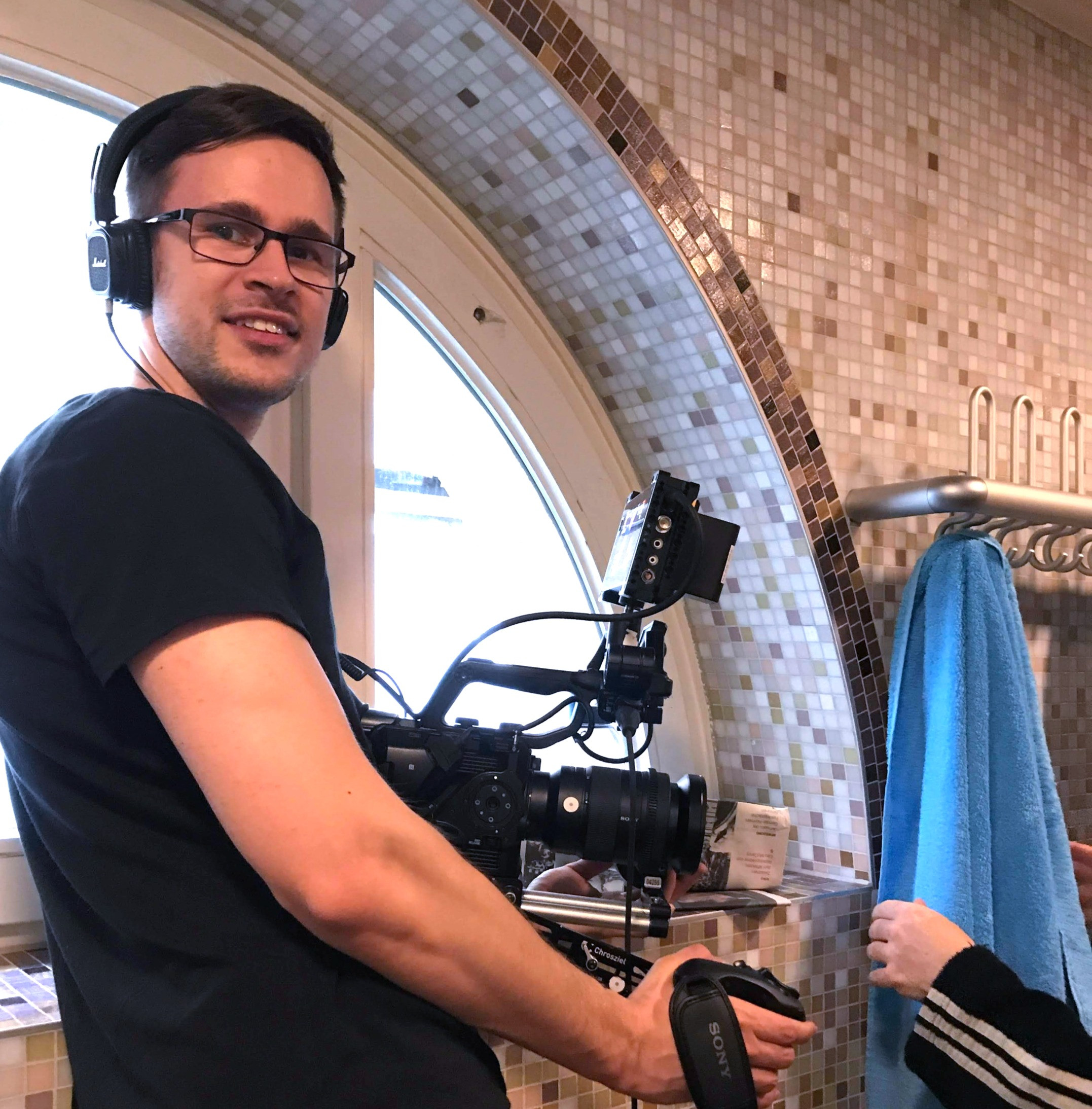 Videographer for 3h