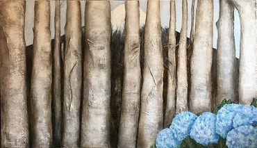 Paisaje Sureño, Acrilico sobre tela, 90 x 150 cm / VENDIDO