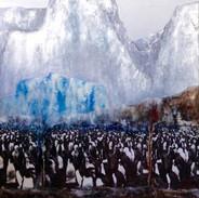 """""""DESHIELO II"""" Serie Calentamiento Global"""