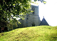 Church,+Murder+at+the+Vicarage,+Nether+W