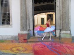Ballerina in Rio