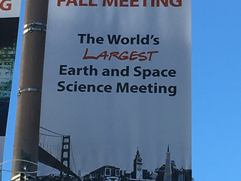 TechWARMS at 2015 AGU Fall Meeting