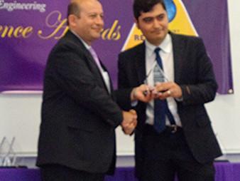 TechWARMS members Ebrahim and Nowfel win TTU CoE Eminence Awards