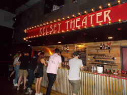 Inside the Kelsey Theater