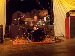 Mike Shiels of Dinosaur Pile Up