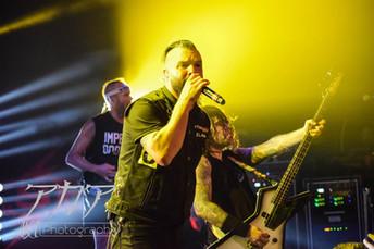 Killthrax tour halfway delivers
