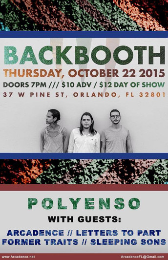 REVIEW: Local Bands Shine at BackBooth