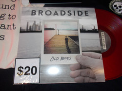 They have vinyl now!