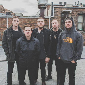 Wage War at the Warped Tour press conference 2016