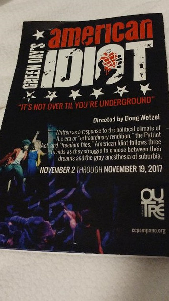"""Pompano Beach's """"American Idiot"""" disappoints"""