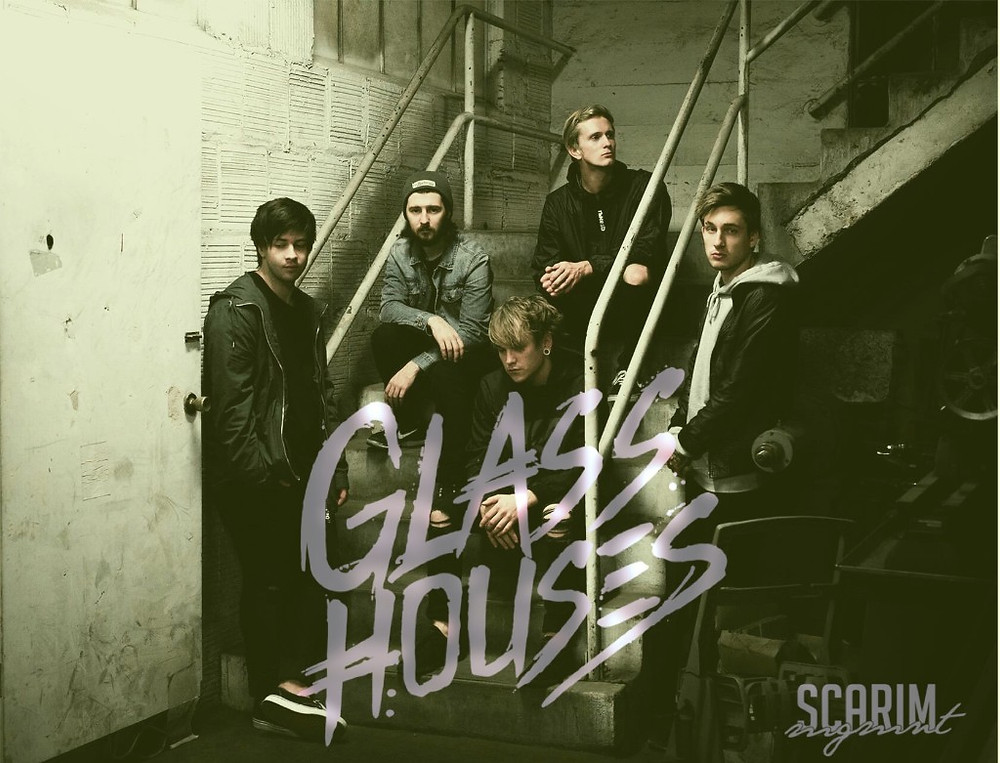 Glass Houses full band picture