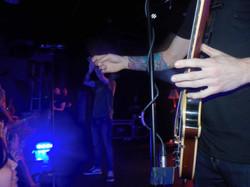 Guitar hands - Real Friends