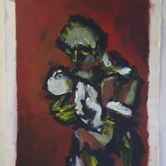2018-031 Jean Reverdy Homme et Enfant hu