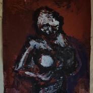 2018-040 Jean Reverdy Femme et enfant pi