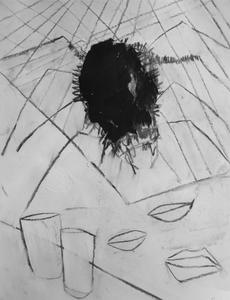 dessin de Julia Blanchard