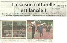 JHM 19 09 05 Saison culturelle de Chaumo