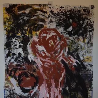 2018-039 Jean Reverdy Exode pigments lia