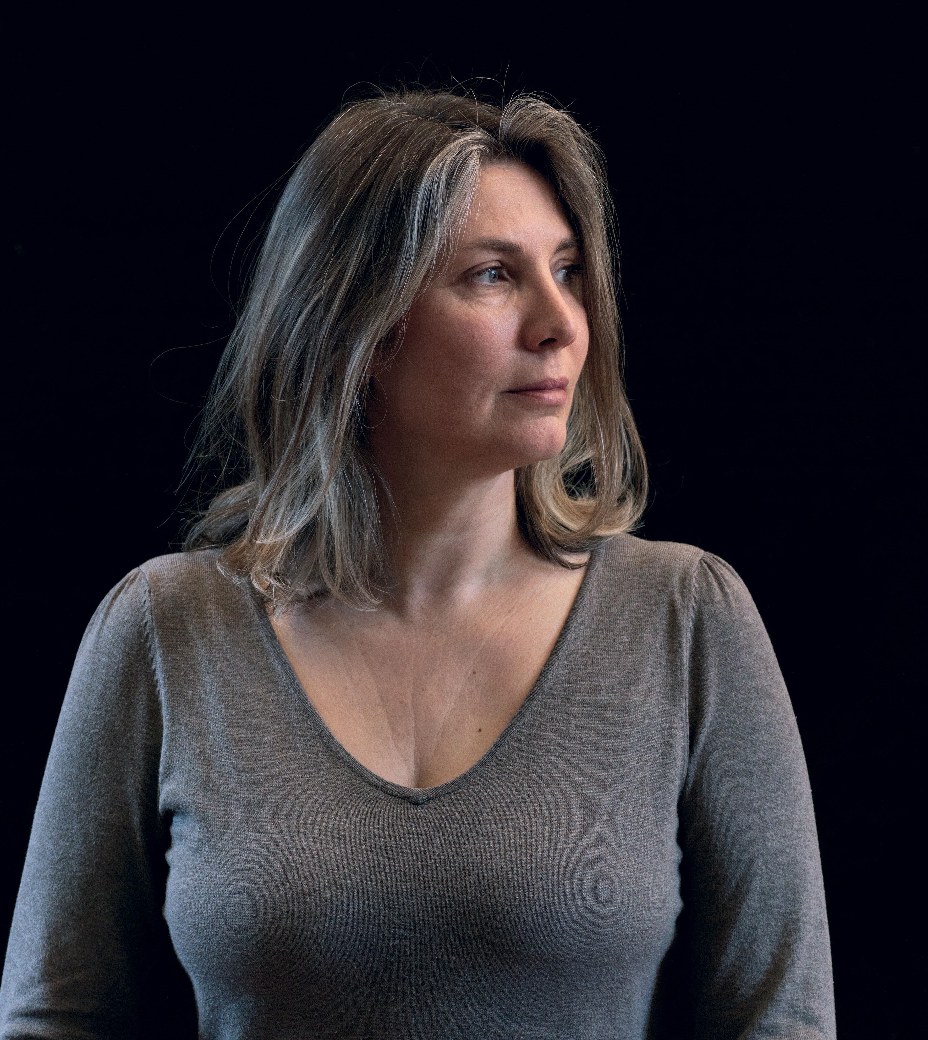 Jacqueline Marcel