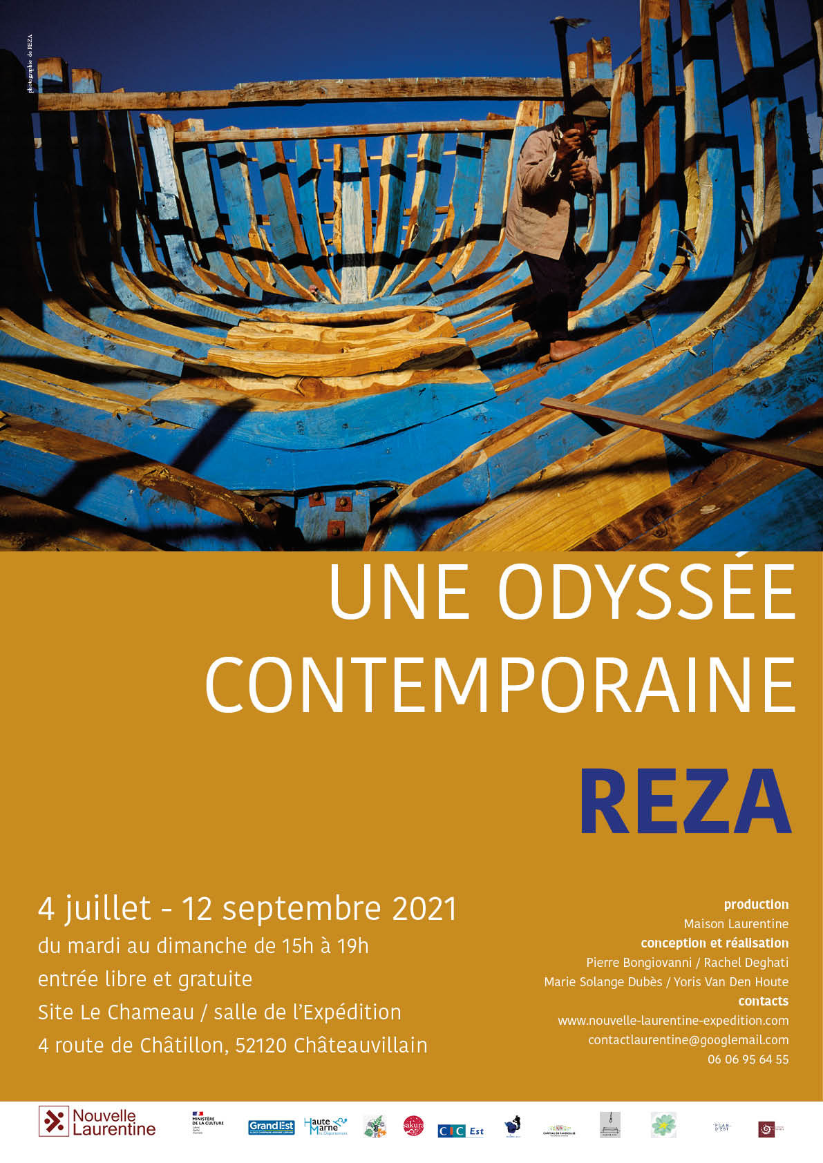 rêves et veillée : l'Odyssée de Reza