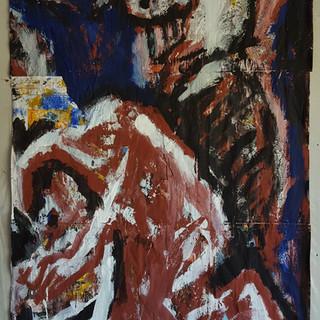 2018-043 Jean Reverdy Exode pigments lia