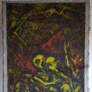 2018-036 Jean Reverdy Enfer seul pigment