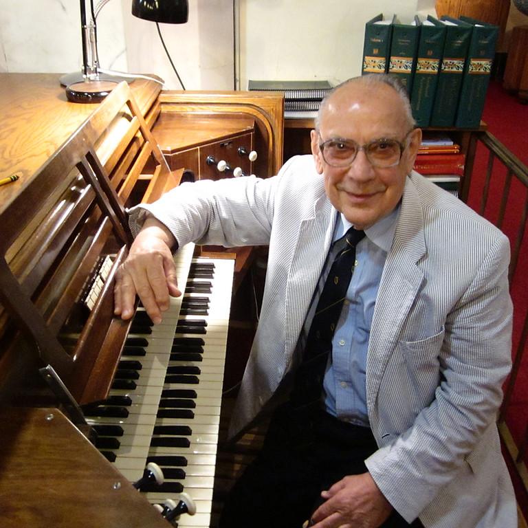 Dr. William Tortolano: Lunchtime Organ Series