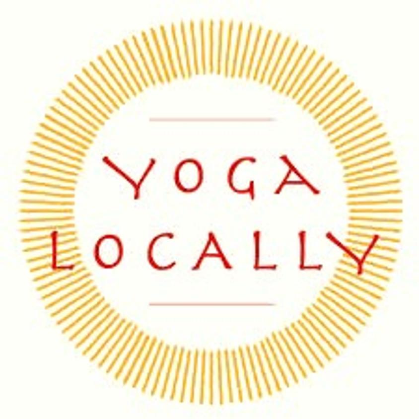Yoga Locally: Donation-Based Vinyasa