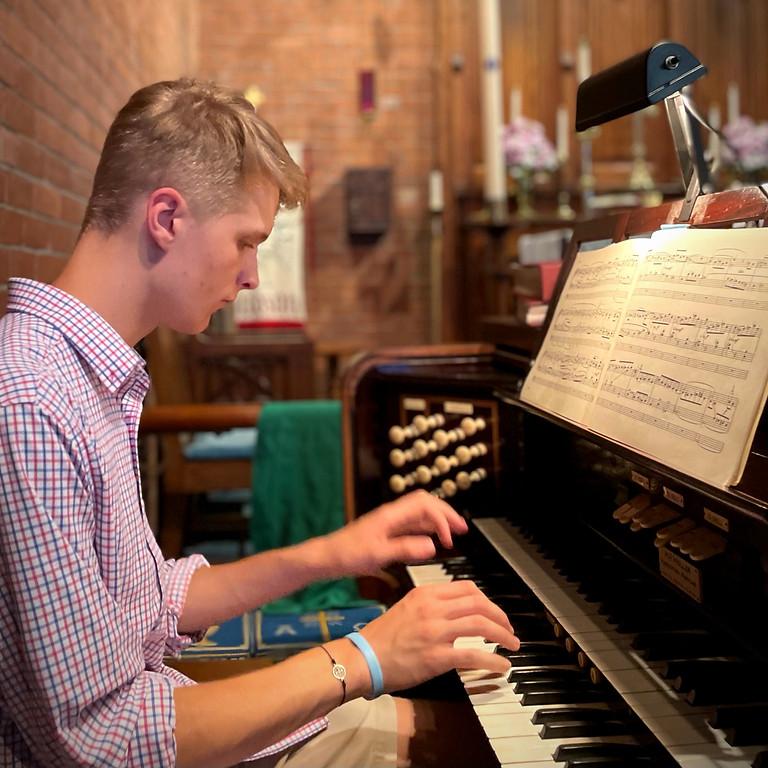 Lunchtime Pipe Organ Series: Gavin Klein