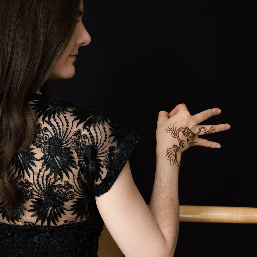 Carolina Eyck: Elegies for Theremin and Voice.