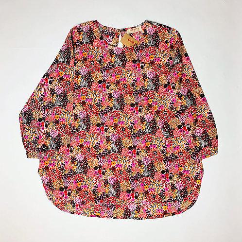 Camicia Etoile floreale