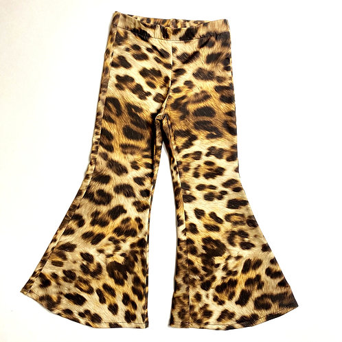 Pantalone Hippie Chic maculato