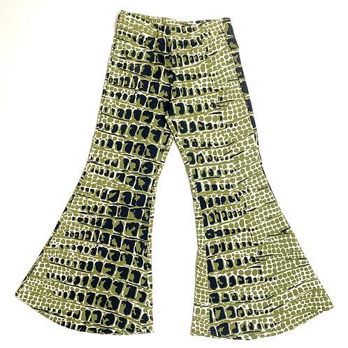 Pantalone Hippie Chic serpente