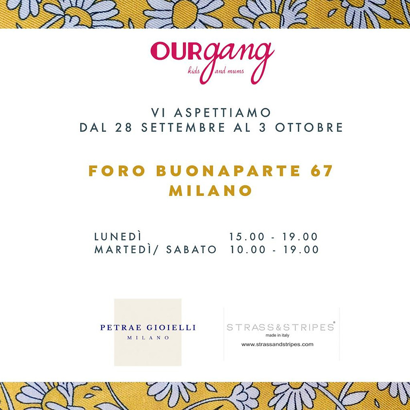 Pop up Store - Milano