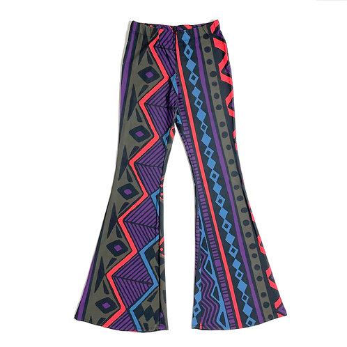 Pantalone Hippie Chic incas