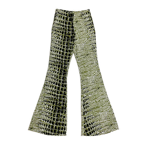 Pantalone Hippie Chic serpente