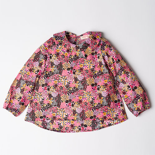 Camicia Bon Ton floreale